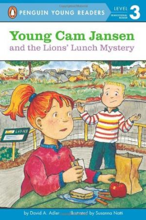 Young Cam Jansen and The Lions\' Lunch Mystery