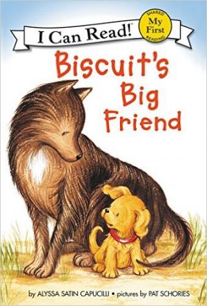 Biscuit\'s Big Friend