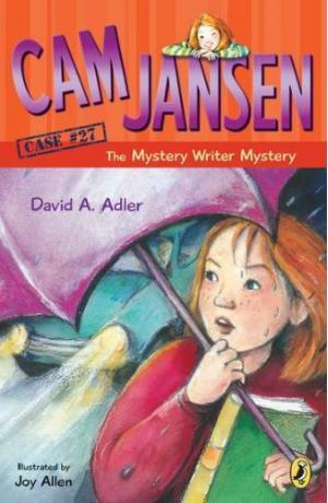 Cam Jansen The Mystery Writer Mystery