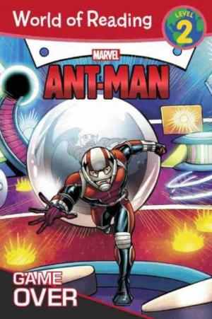 Ant Man: Game Over