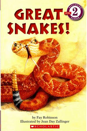 Great Snakes!