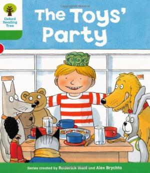The Toys\' Party