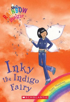 Inky the Indigo Fairy