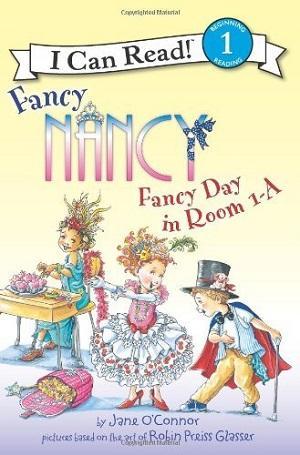 Fancy Nancy Fancy Day in Room 1-A