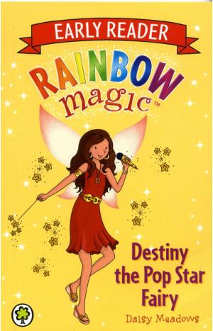 Destiny the Pop Star Fairy