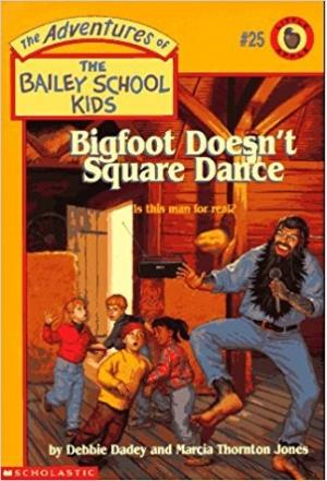 Bigfoot Doesn\'t Square Dance