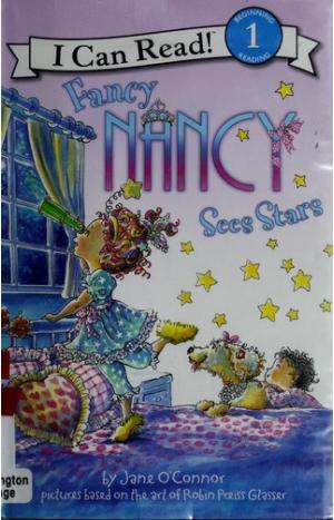 Fancy Nancy Sees Stars