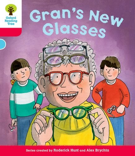 Gran's New Glasses