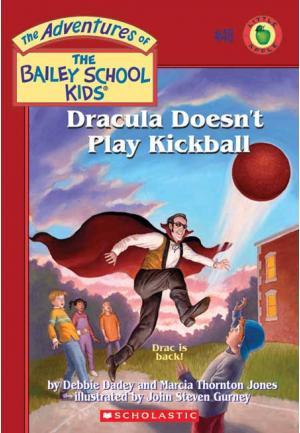 Dracula Doesn\'t Play Kickball