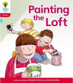 Painting the Loft