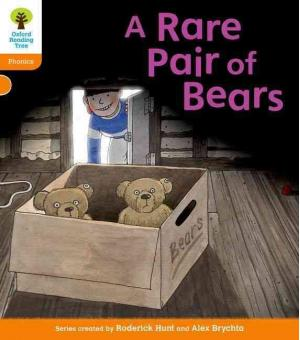 A Rare Pair of Bears