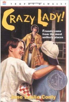 Crazy Lady
