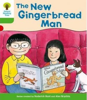 The New Gingerbread Man