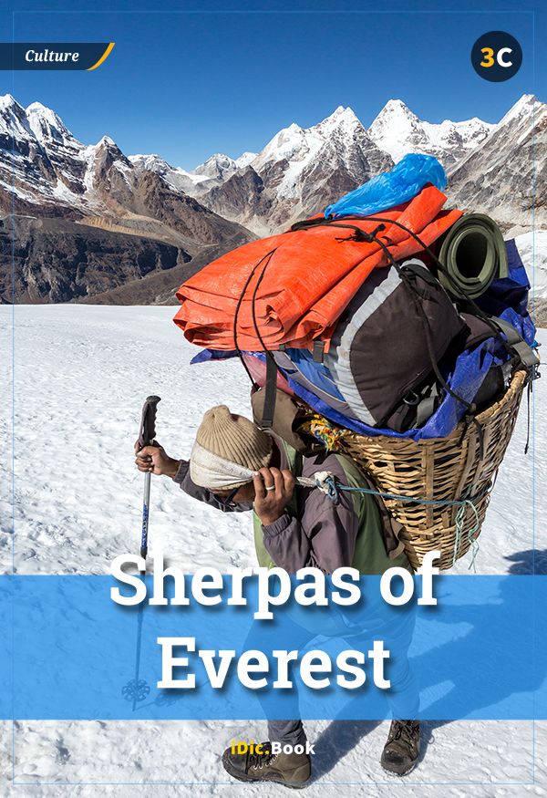Sherpas of Everest