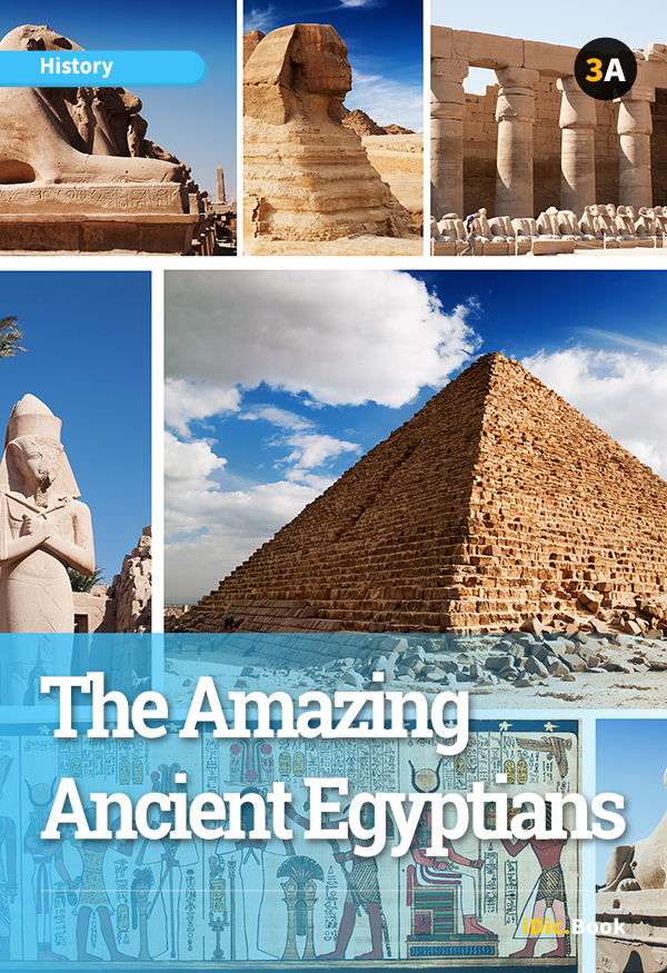 The Amazing Ancient Egyptians