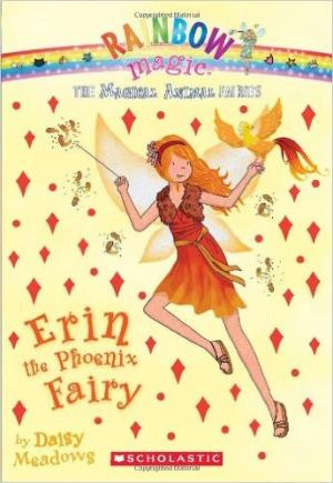 Erin the Phoenix Fairy