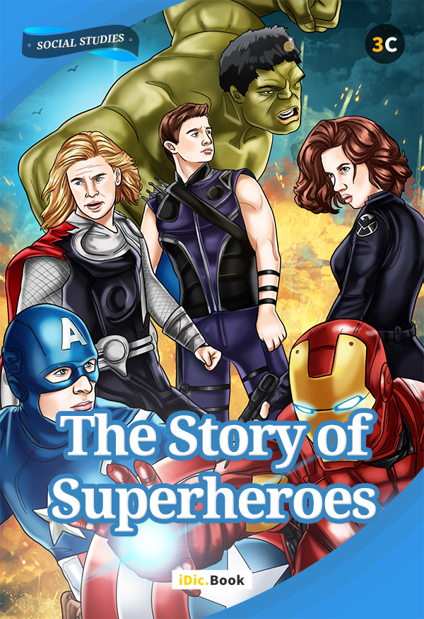 The Stories of Super Heroes