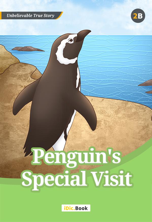 Penguin\'s Special Visit