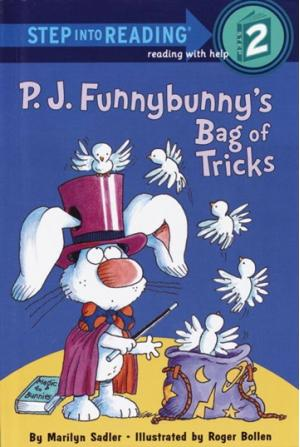 P.J . Funnybunny´s Bag of Tricks