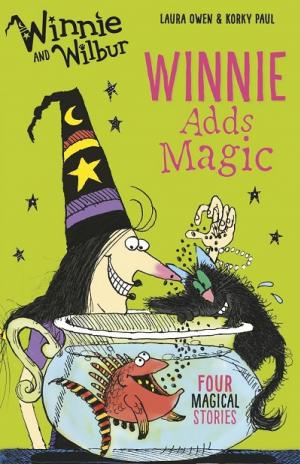 Winnie Adds Magic!