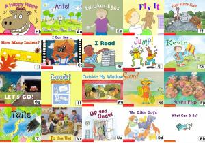 Scholastic Reading Line