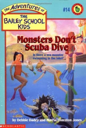 Monsters Don\'t Scuba Dive