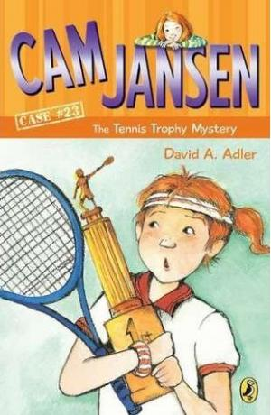 Cam Jansen The Tennis Trophy Mystery