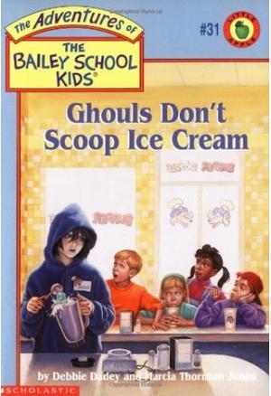 Ghouls Don\'t Scoop Ice Cream