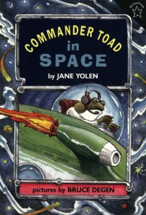 Commander Toad