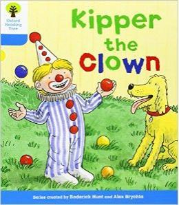 Kipper the Clown