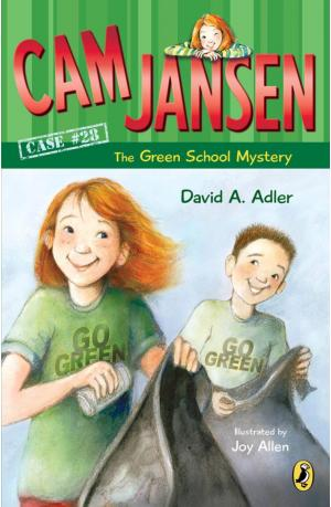 Cam Jansen The Green School Mystery
