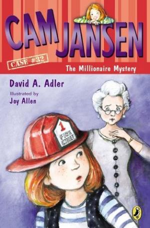 Cam Jansen The Millionaire Mystery