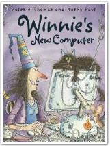 Winnie\'s New Computer