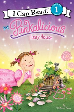 Pinkalicious Fairy House