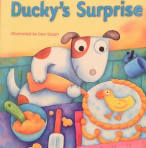 Ducky\'s Surprise