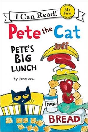 Pete the Cat – Pete's Big Lunch