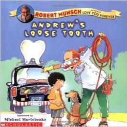 ANDREW\'S LOOSE TOOTH