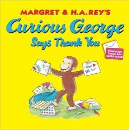 Curious George Storybook