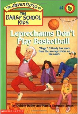 Leprechauns Don\'t Play Basketball