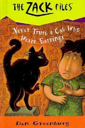 Never Trust a Cat Who Wears Earrings