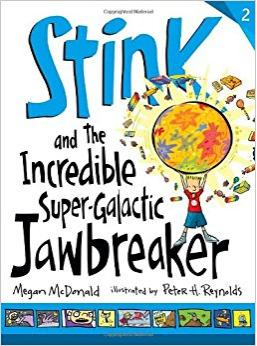 Stink and the Super-Galactic Jawbreaker