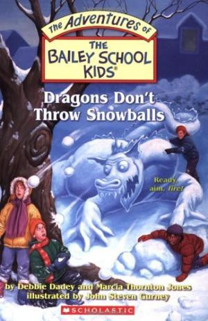 Dragons Don\'t Throw Snowballs
