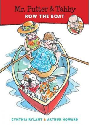 Mr. Putter & Tabby Row the Boat