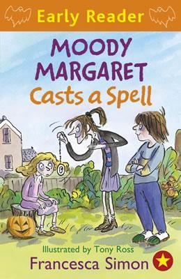 Moody Margaret Casts a spell