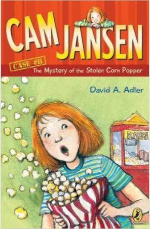 Cam Jansen The Mystery of the Stolen Corn Popper