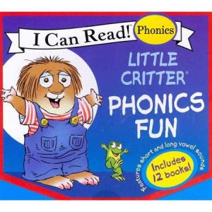 I can read : Little Critter Phonics Fun