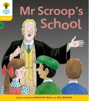Mr. Scroop\'s School