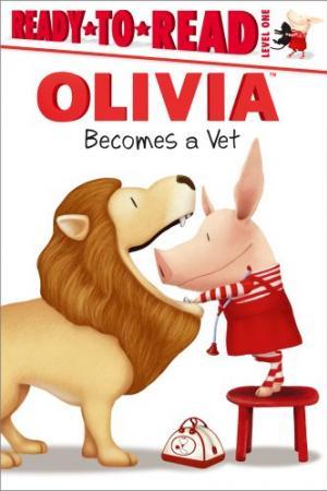 Olivia Becomes a Vet