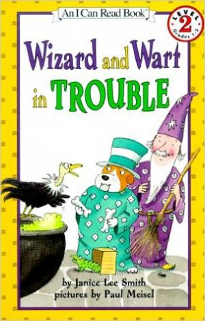 Wizard and wart in trouble