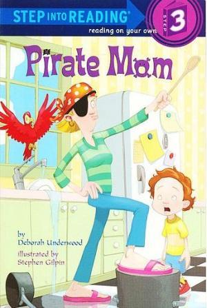 A Pirate Mom